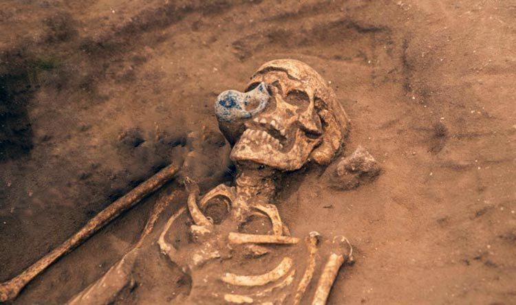 Secretos del cementerio Filisteo en Israel