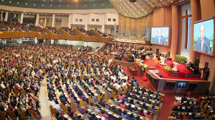 La iglesia más grande del mundo con 800.000