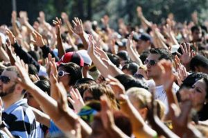Número de evangélicos en Brasil sigue creciendo