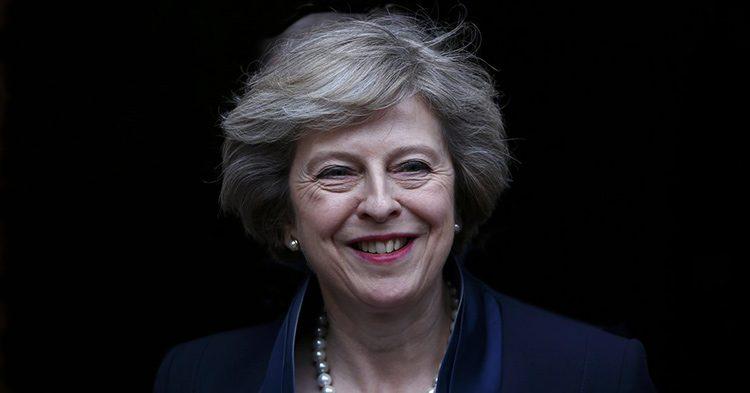 Theresa May dijo: Dios guía mis decisiones