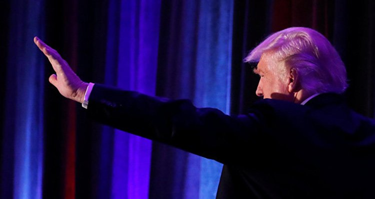 Inauguración de Trump terminará con Oración