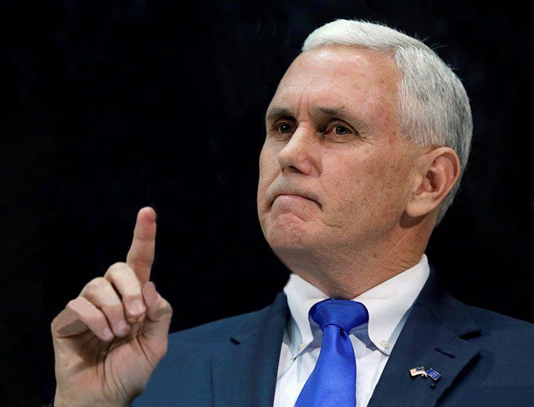 Vice de Trump - Necesitamos buscar más de Jesús