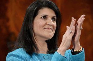 Embajadora evangélica defenderá Israel en la ONU