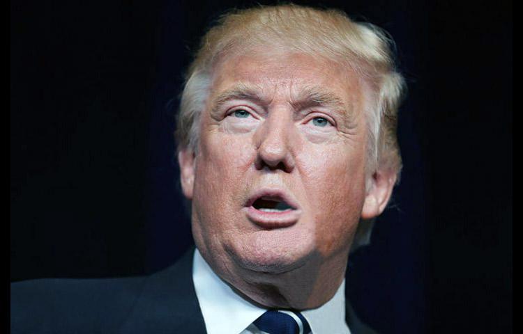 Ateos piden Trump eliminar Dios del juramento