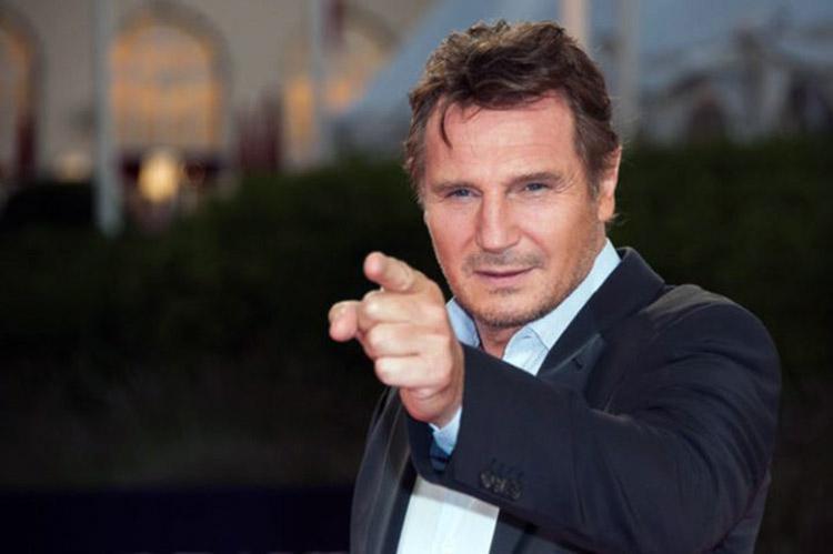 El actor Liam Neeson dice que Dios es Amor