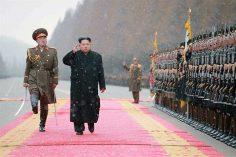 Corea del Norte, Profecía: ¿Crees que tengo miedo?