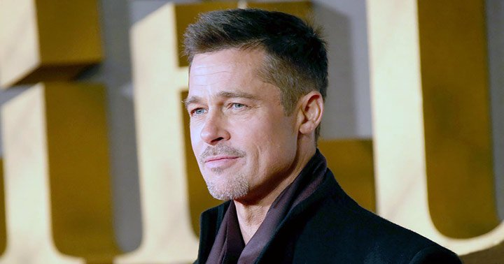 Brad Pitt veía a sus padres hablando en lenguas