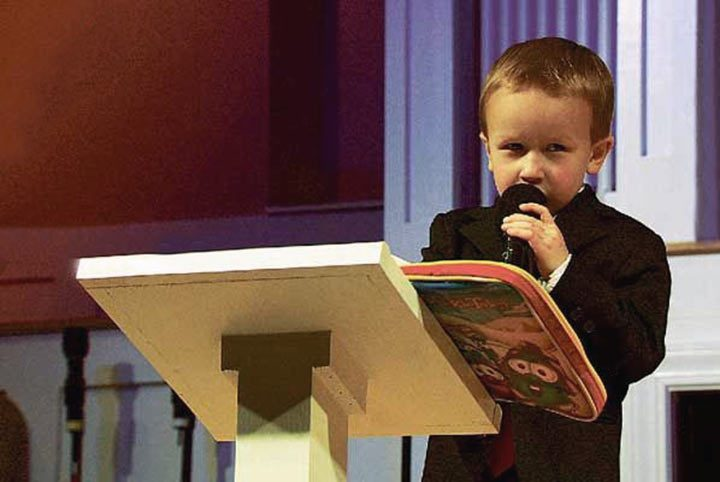Los niños predicadores del siglo XXI están aquí