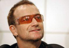 U2 Bono sorprendido por lo que halló en los Salmos