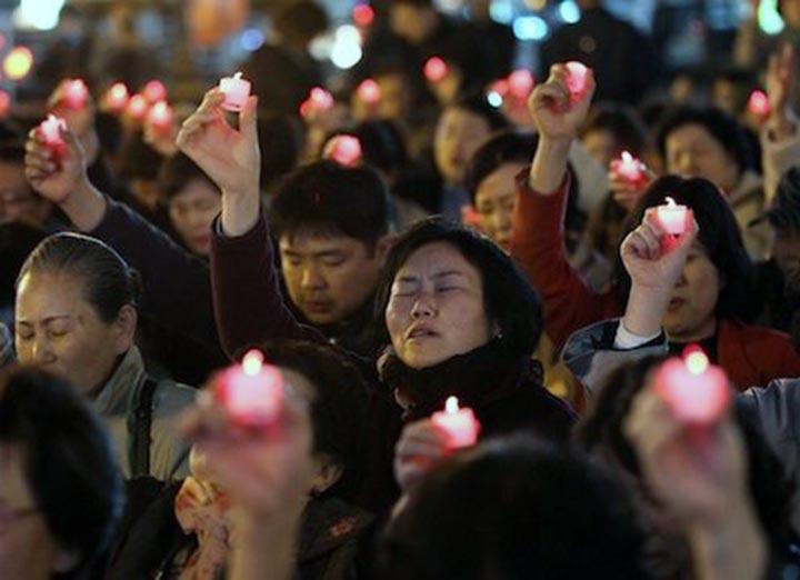 El secreto del suceso en Corea del Sur es que oran