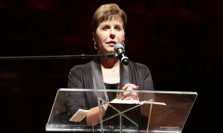 Joyce Meyer abusada: - Mi padre me violó 200 veces