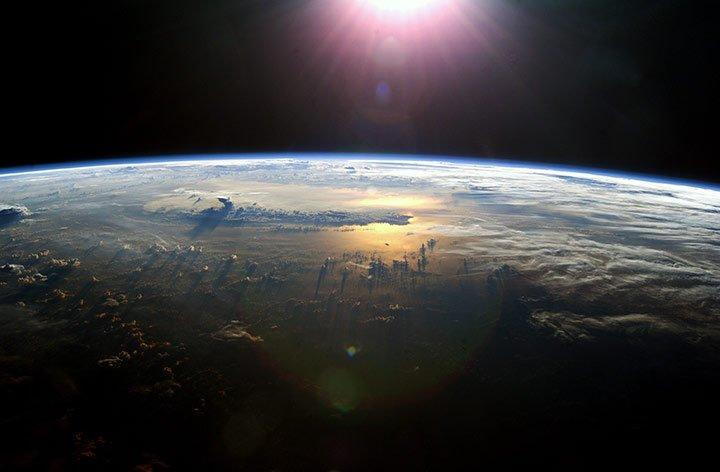 Astronauta cuenta la belleza de la creación de Dios