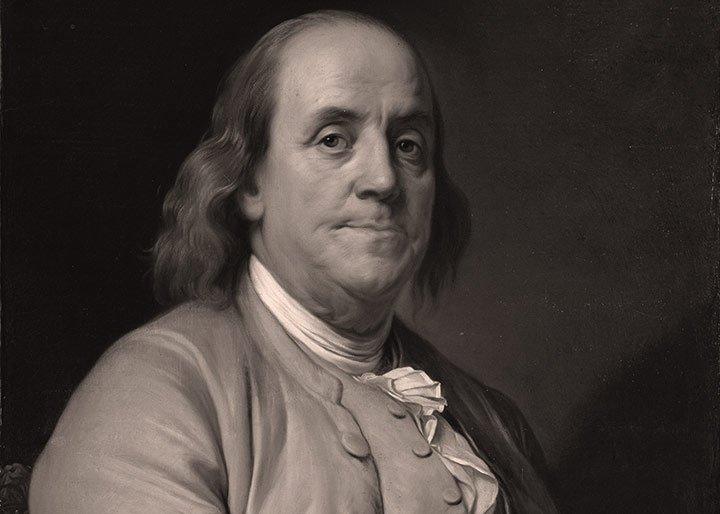 10 Cosas sobre la fe de Benjamin Franklin