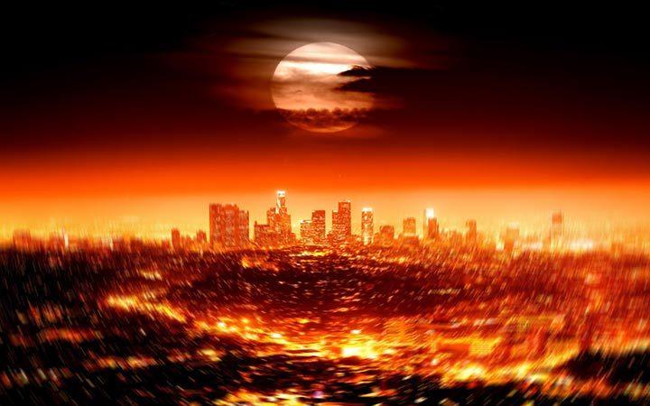 Eclipse solar: ¿Señal del Apocalipsis?