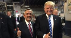 Trump tiene autoridad dada por Dios sobre Corea