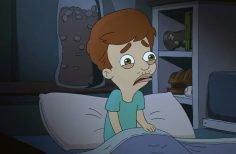 Dibujo animado Netflix expone la pornografía infantil