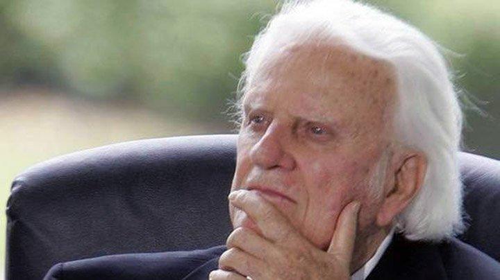 Billy Graham: ¿Por qué Dios permite las tragedias?