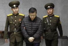 Pastor dice como es estar preso en Corea del Norte