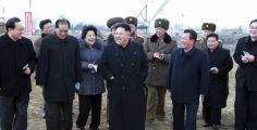 Corea del Norte arma servicios falsos de Iglesia