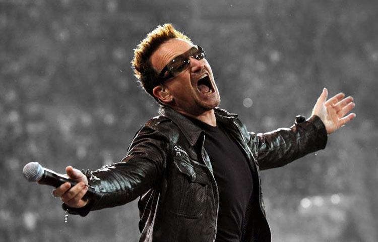 De qué Religión es Paul McCartney de Los Beatles y Bono de U2?