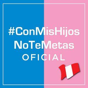 Ideología de género en las escuelas: Con mis hijos no te metas – Gana el No en Perú