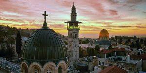 WhatsApp a Jeremías: Jerusalén ya no está viuda