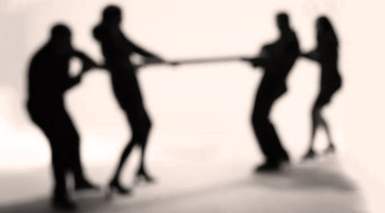 10% de los conflictos son por opinión, 90% son por el tono de voz