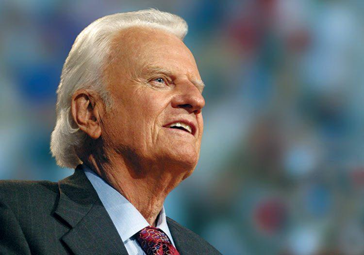 Billy Graham muere a los 99 años – Llenó estadios y aconsejó a presidentes