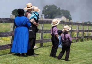 El secreto de los Amish para mantenerse saludable en la vejez