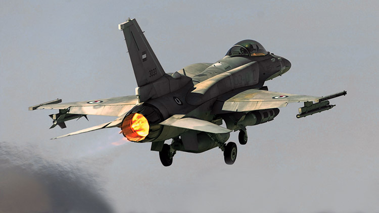 Irán amenaza a Israel después del derribo de un F-16 subiendo las tensiones de una posible guerra total