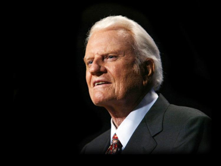Billy Graham celebra sus 96 con nueva película