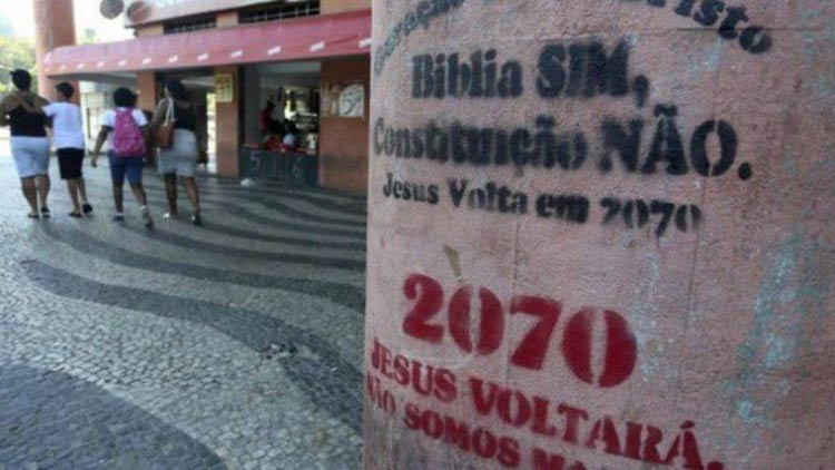 Iglesia anuncia regreso de Jesús en el 2070