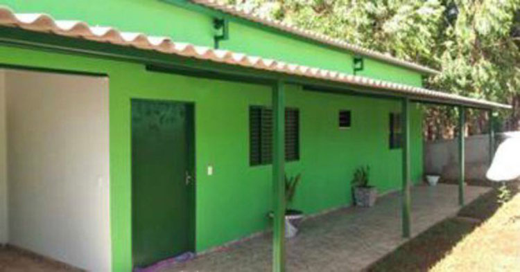 ONG evangélica construye casas para albergar pastores jubilados