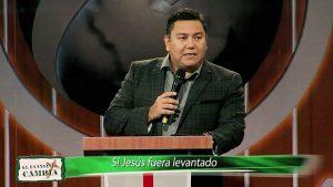 Un pastor candidato a presidente de Venezuela