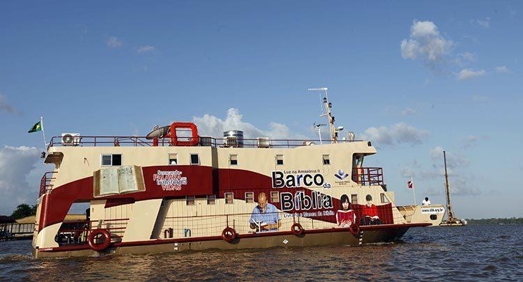 Barco de la biblia – localidades donde estará