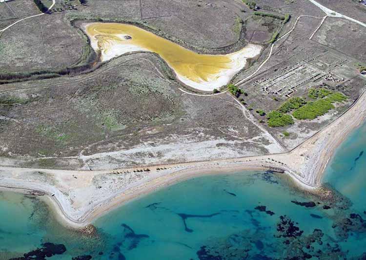 Descubrimiento arqueológico confirma relato bíblico de Corinto
