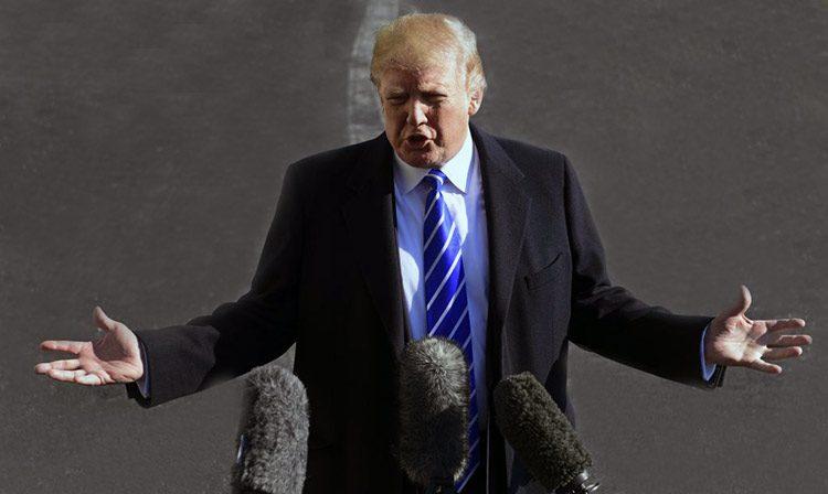 Evangélicos confrontan a Trump por su pasado