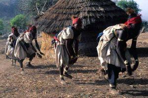 Brujos convertidos a Cristo después de actividad misionera