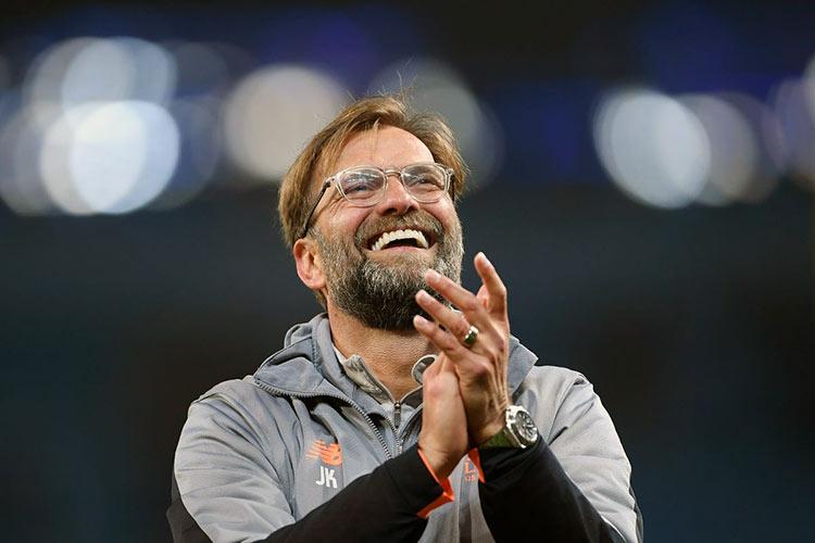 Entrenador de Liverpool: Hay un Dios que nos ama