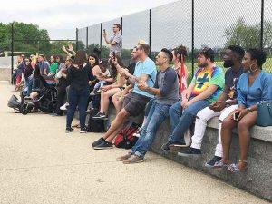 Marcha de ex homosexuales anuncia que Jesús los liberó